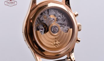 Patek Philippe Annual Calendar Rose Gold