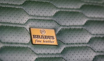 2016 Brabus G-Class