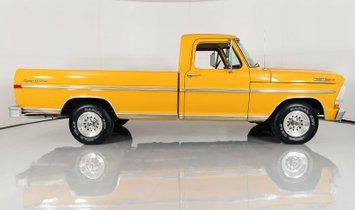 1972 Ford F100 Custom