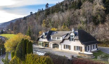 House in Chézard-Saint-Martin, Neuchâtel, Switzerland 1
