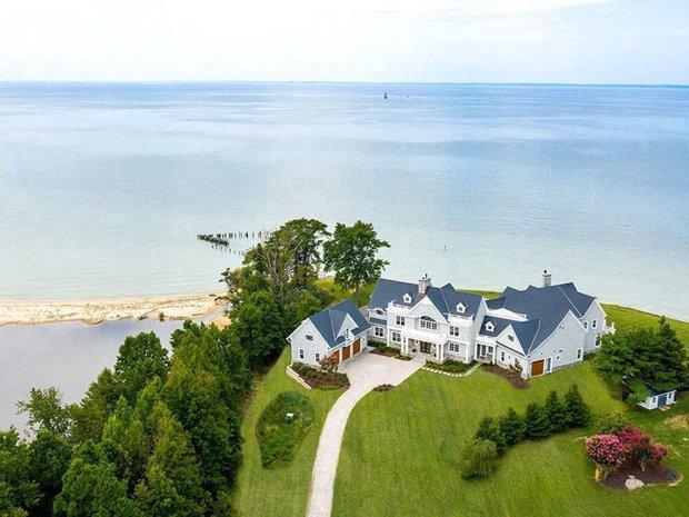 House in Stevensville, Virginia, United States 1