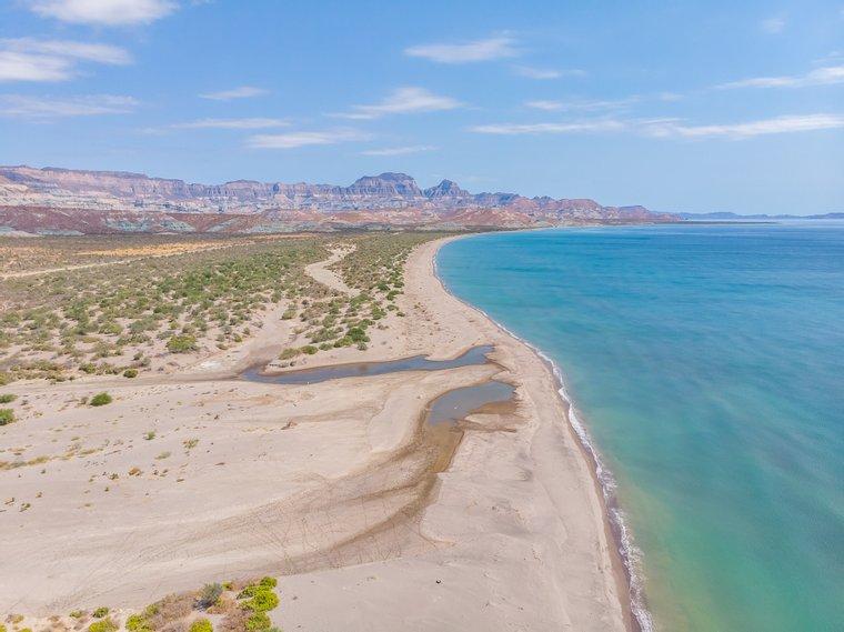 Coyote Bahía En Baja California Sur, México En Venta (11244200)