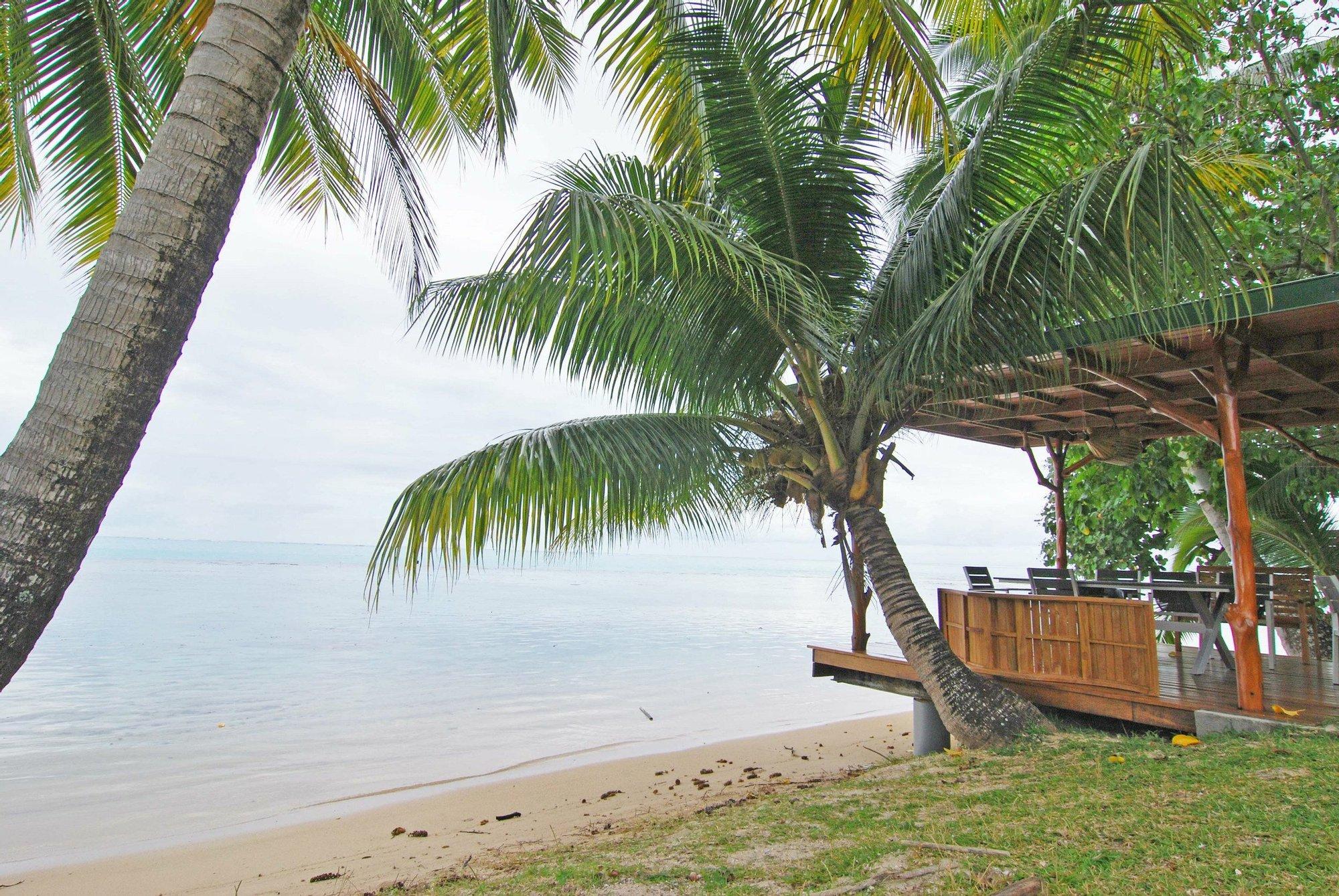 House in Paopao, Windward Islands, French Polynesia 1