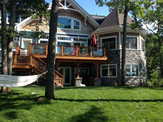 House in Gravenhurst, Ontario, Canada 1