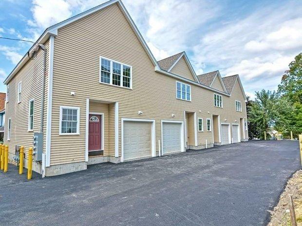 House in Lancaster, Massachusetts, United States 1
