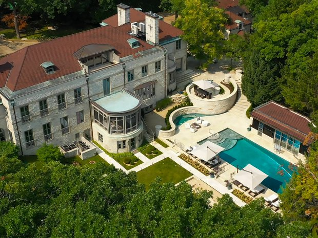House in Glencoe, Illinois, United States 1