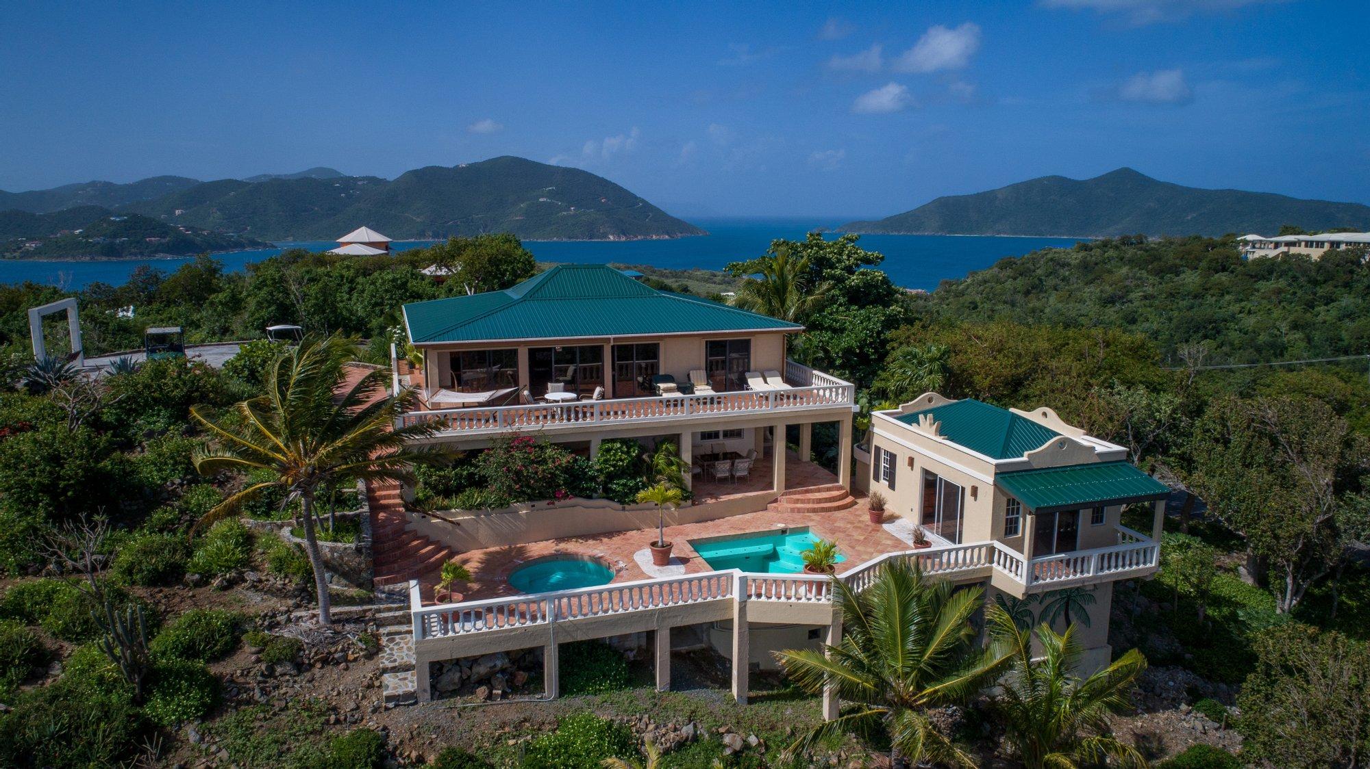 House in Blyden Yard, Tortola, British Virgin Islands 1
