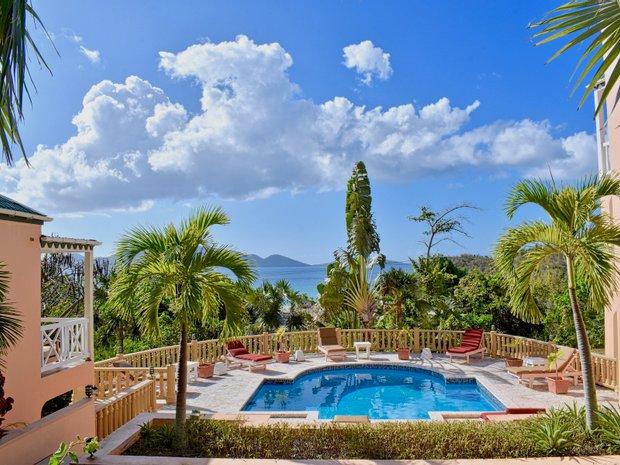 House in Georges Hollow, Tortola, British Virgin Islands 1