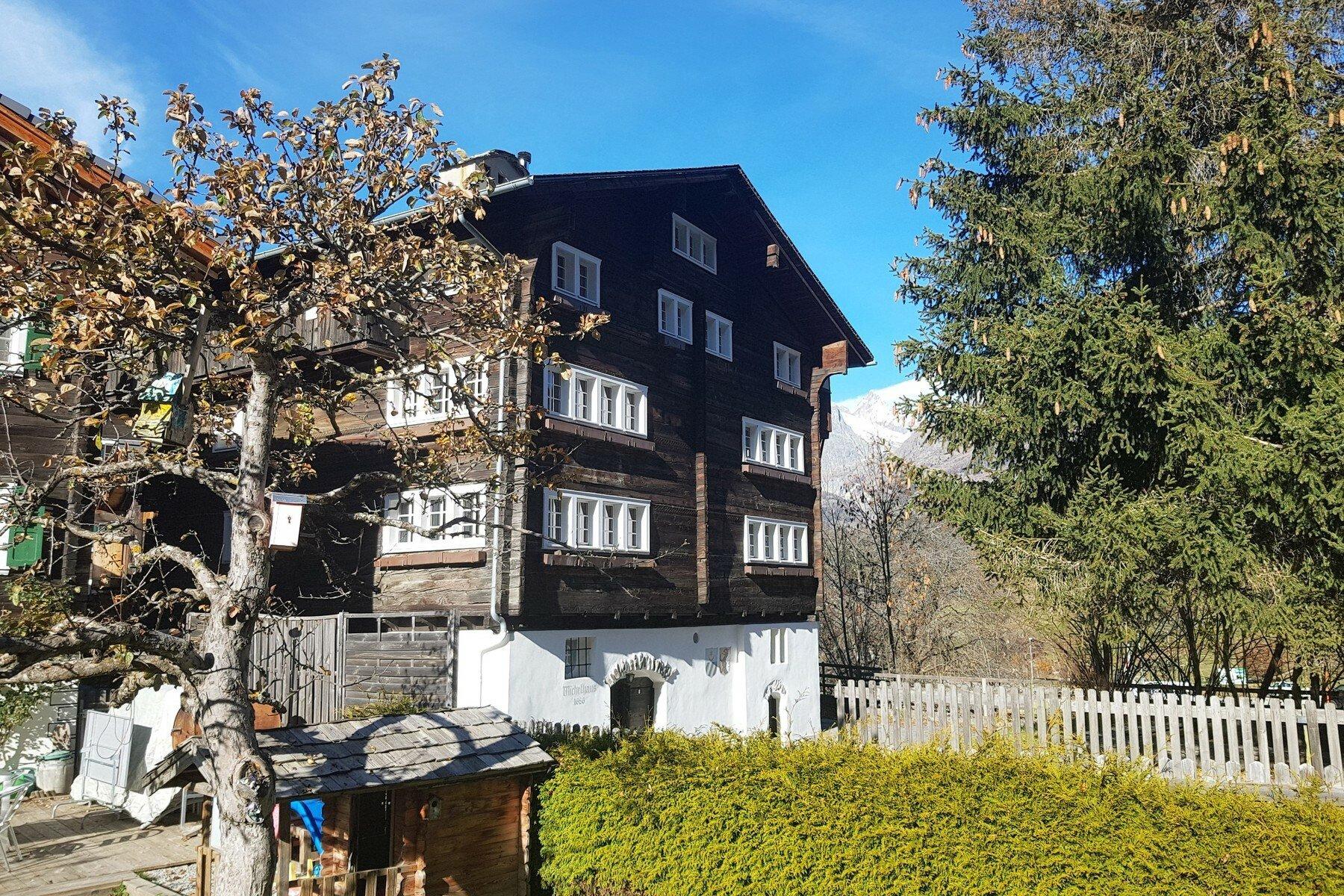 House in Ernen, Valais, Switzerland 1 - 11172451