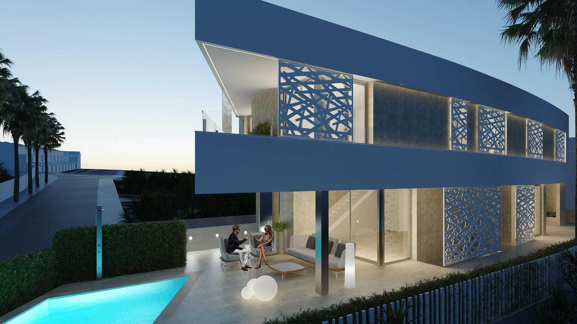 Villa in Alicante, Valencian Community, Spain 1 - 11246461