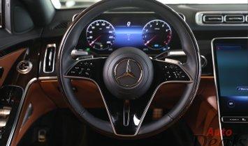 2021 Mercedes-Benz S 500