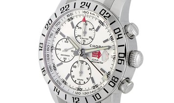 Chopard Chopard Mille Miglia GMT Chronograph Watch 158992-3002