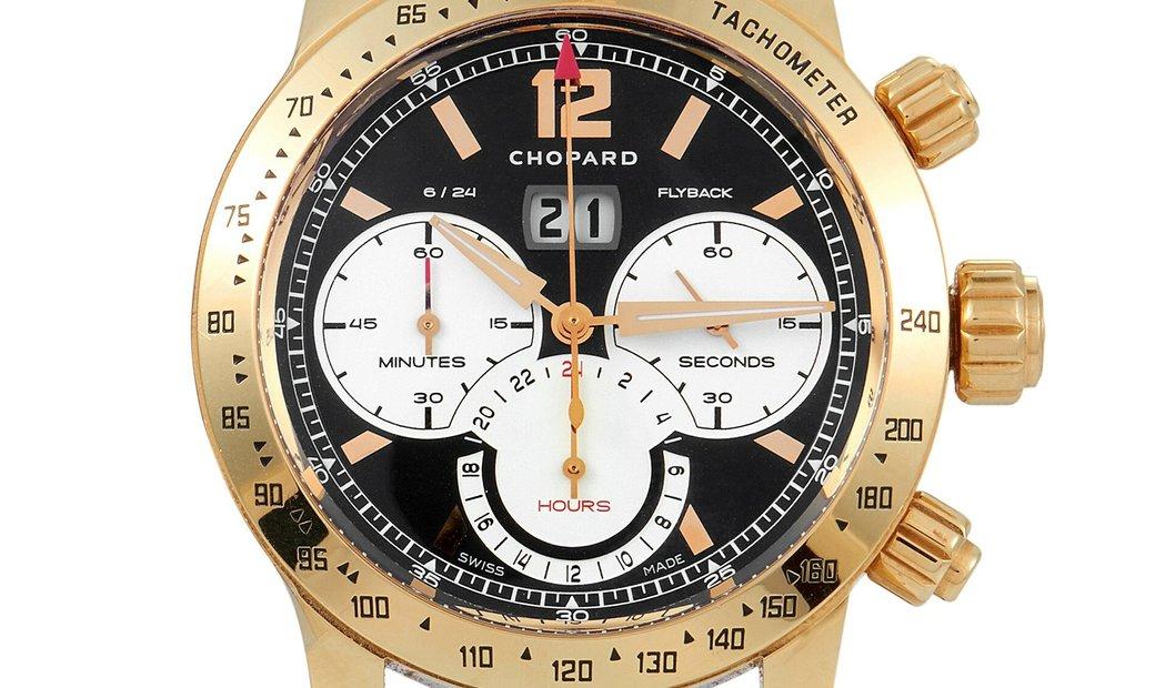 Chopard Chopard Mille Miglia Jacky Ickx Edition 4 Watch 161262-5001
