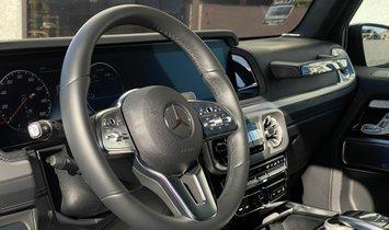 2019 Mercedes-Benz G-Class G 550