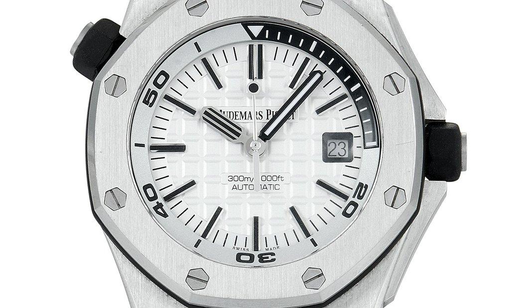 Audemars Piguet Audemars Piguet Royal Oak Offshore Diver Watch 15710ST.OO.A002CA.02