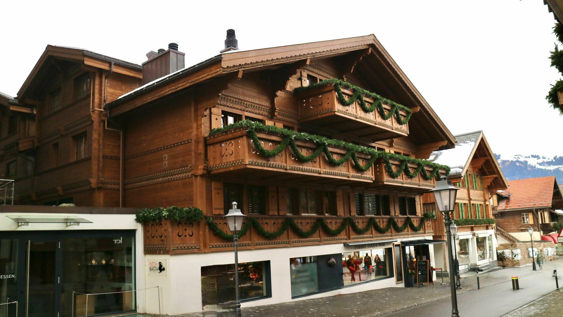 Apartment in Saanen, Canton of Bern, Switzerland 1