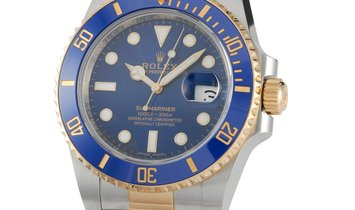 Rolex Rolex Submariner Date Watch 116613LB