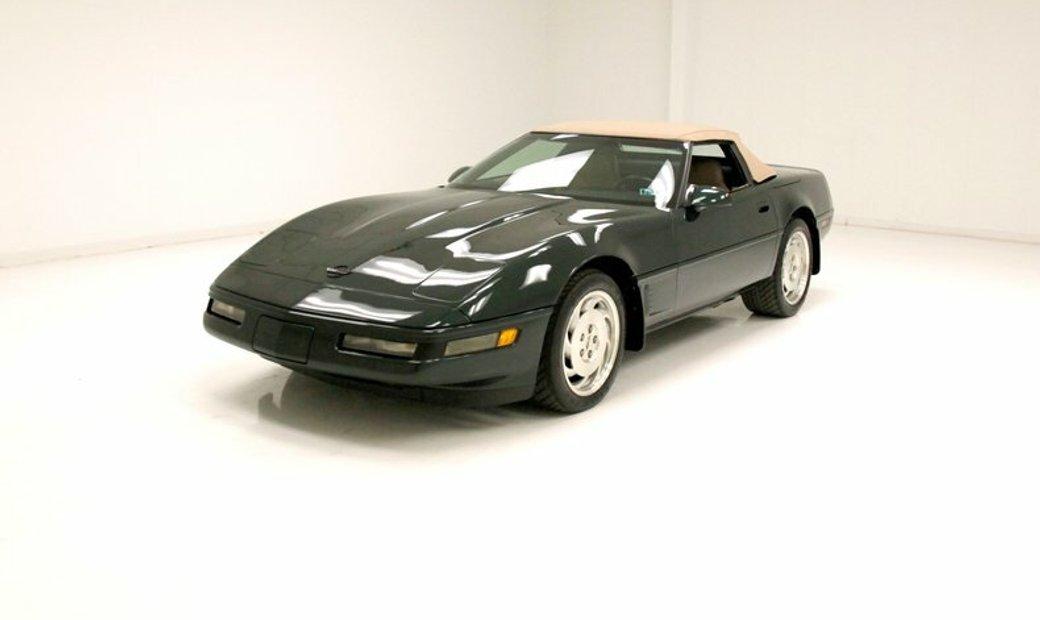 1995 Chevrolet Corvette Convertible