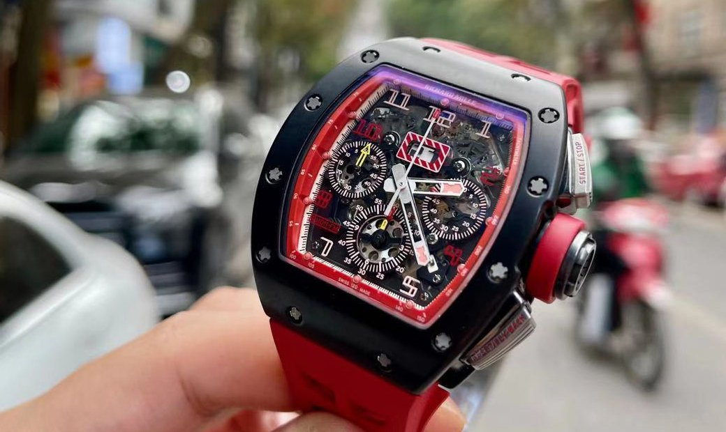 Richard Mille [2014 LIKE NEW] RM 011 Midnight Fire