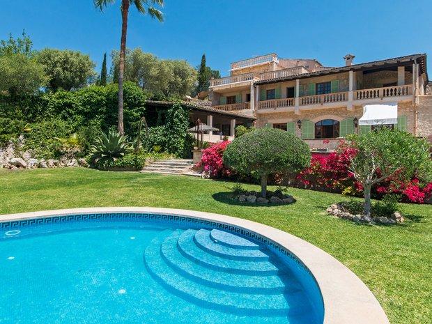 Villa in Montuïri, Balearic Islands, Spain 1