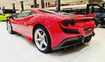 2021 Ferrari F8
