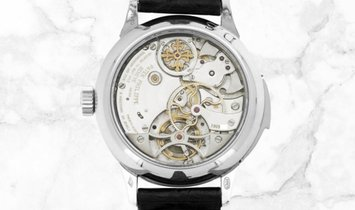 Patek Philippe 3939HP-001  Minute Repeater Tourbillon in Platinum