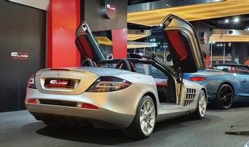 2007 Mercedes-Benz SLR McLaren Roadster