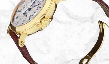 Patek Philippe Grand Complications 5159J-001 Perpetual Calendar Retrograde Date Hand Yellow Gold
