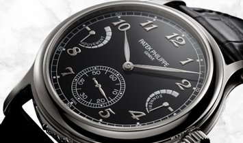 Patek Philippe Grand Complications Grande and Petite Sonnerie, Minute Repeater in Platinum