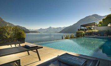 Villa in Lezzeno, Lombardy, Italy 1