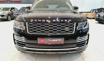 2018 Land Rover Range Rover Autobiography