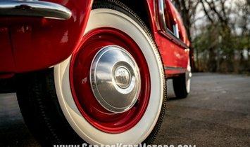 1958 Fiat Jolly 600