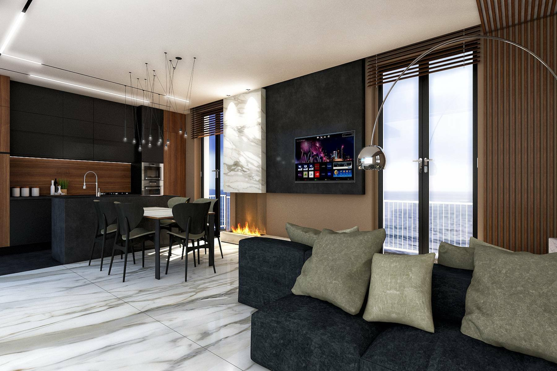 Apartment in Viareggio, Tuscany, Italy 1 - 11250082