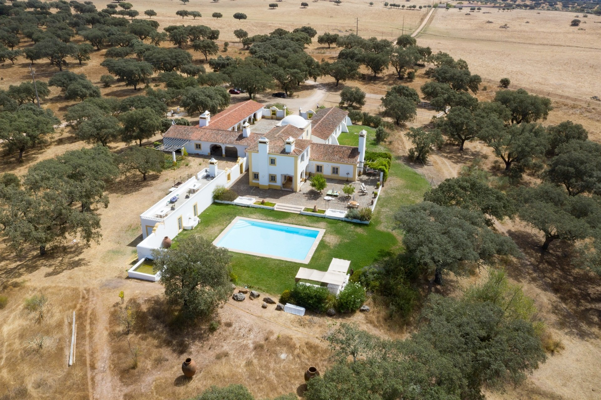 Farm Ranch in Monforte, Portalegre District, Portugal 1