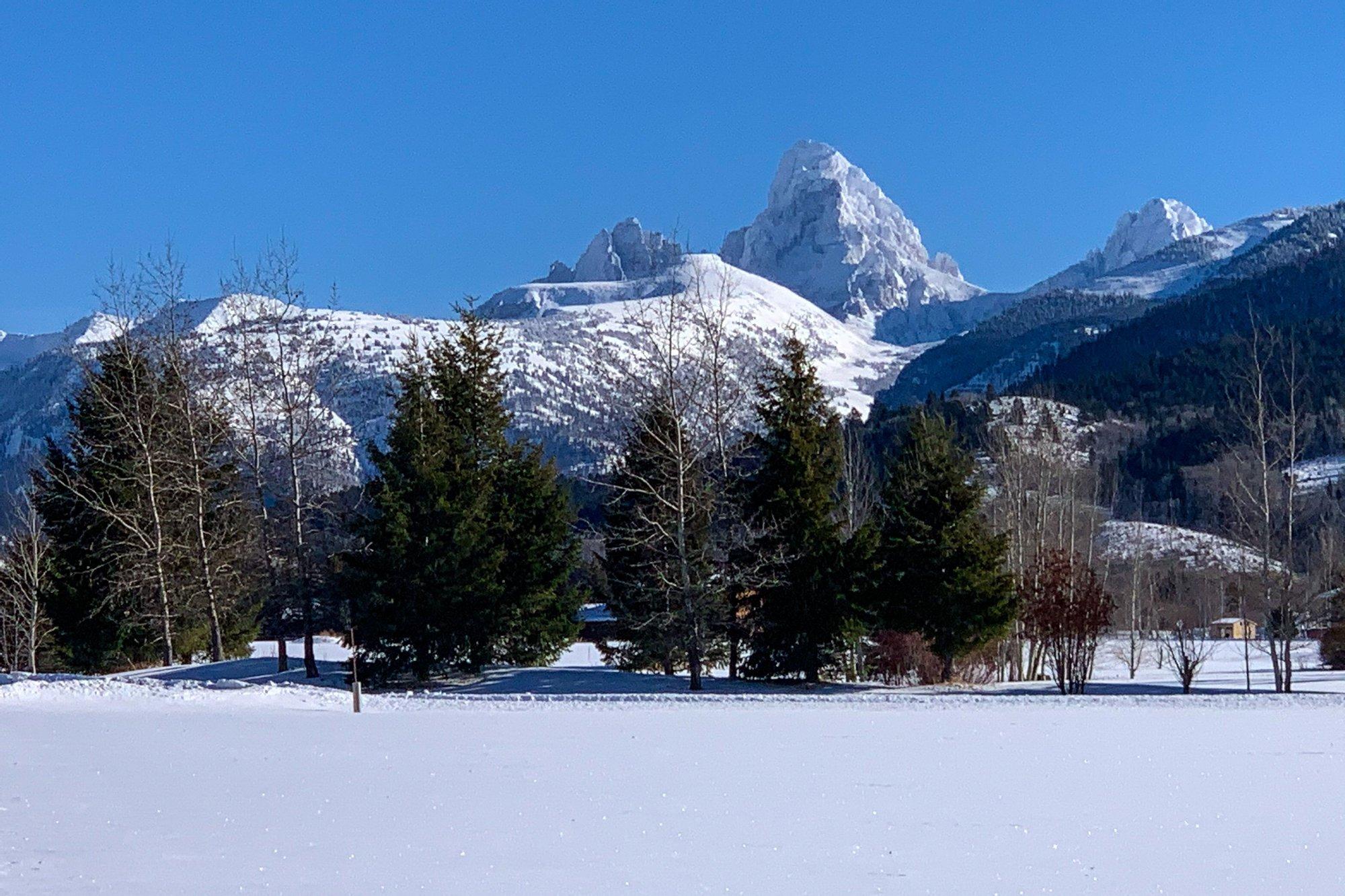 Land in Moose, Wyoming, United States 1
