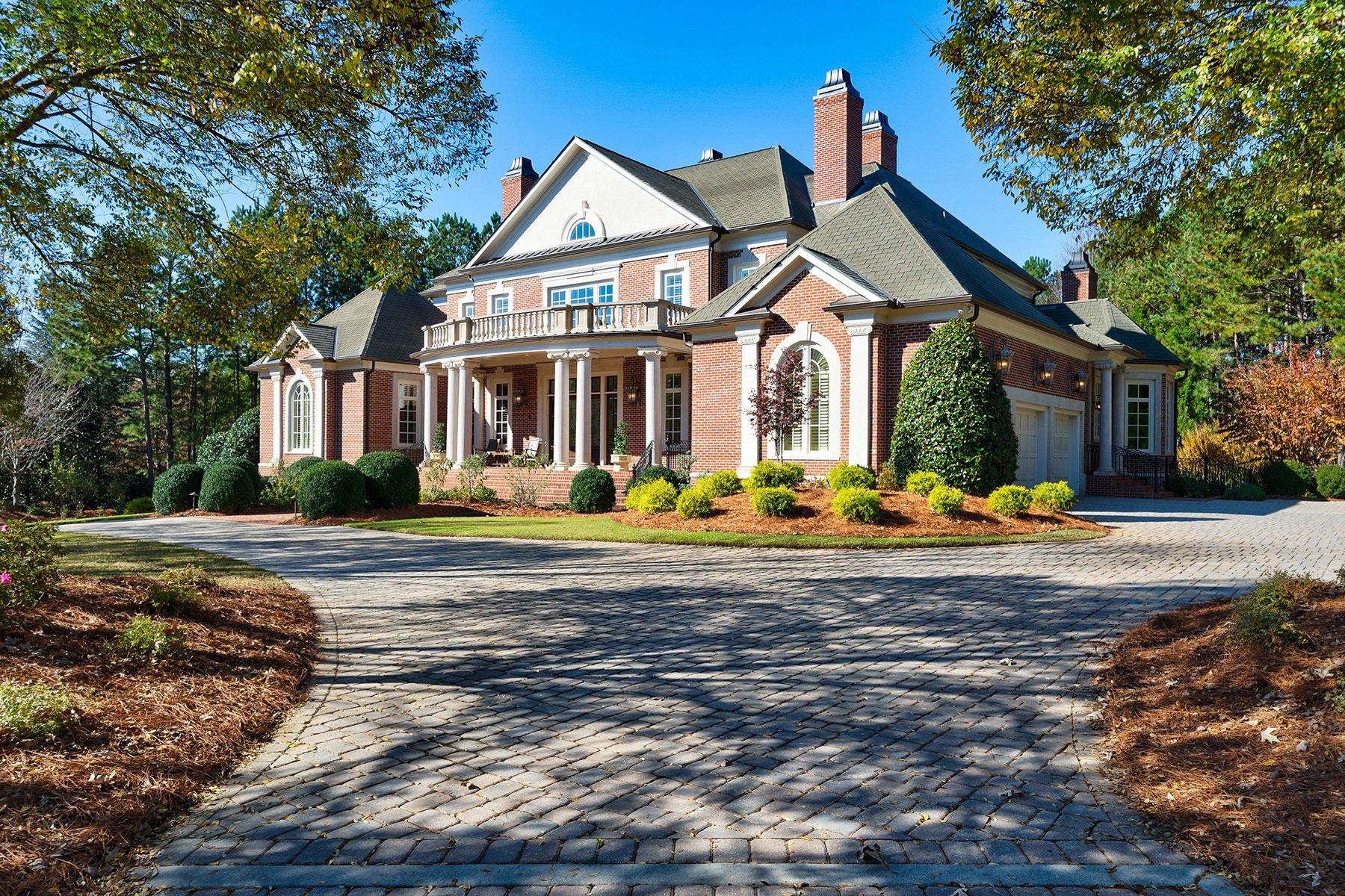 House in Suwanee, Georgia, United States 1