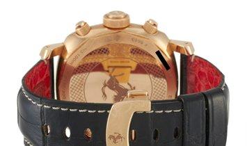 Officine Panerai Officine Panerai Ferrari Granturismo Chronograph Watch FER00006
