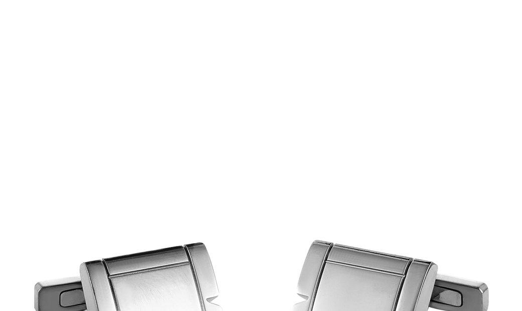 Cartier Cartier 18K White Gold Cufflinks