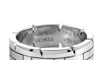Cartier Cartier Tank Française 18K White Gold Ring