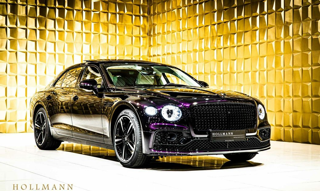BENTLEY FLYING SPUR FIRST EDITION