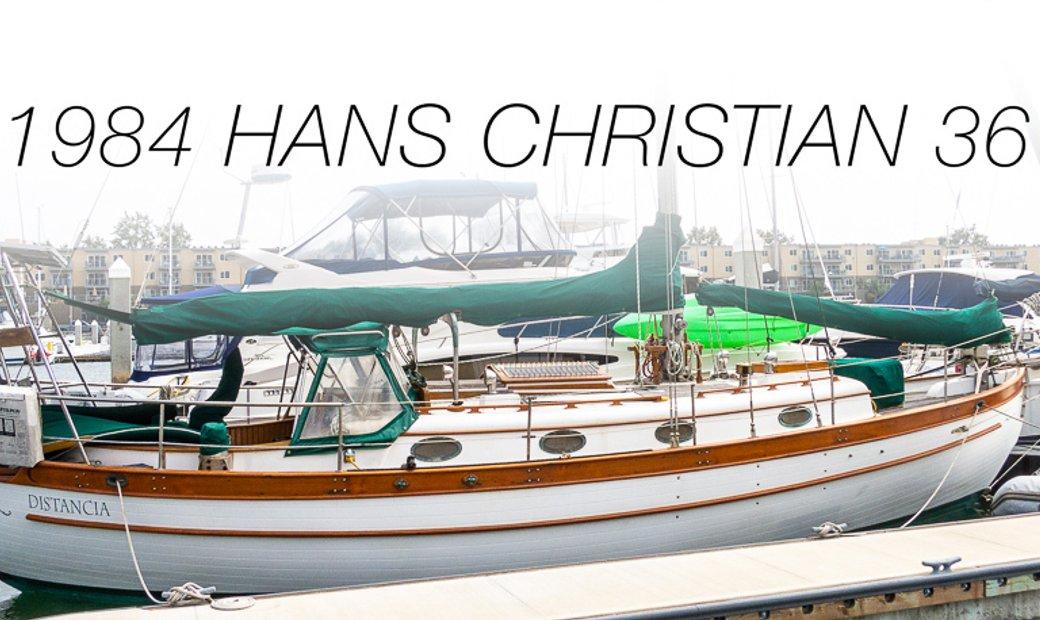 1984 Hans Christian 36 Cutter