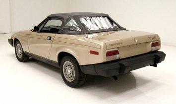 1980 Triumph TR8 Roadster
