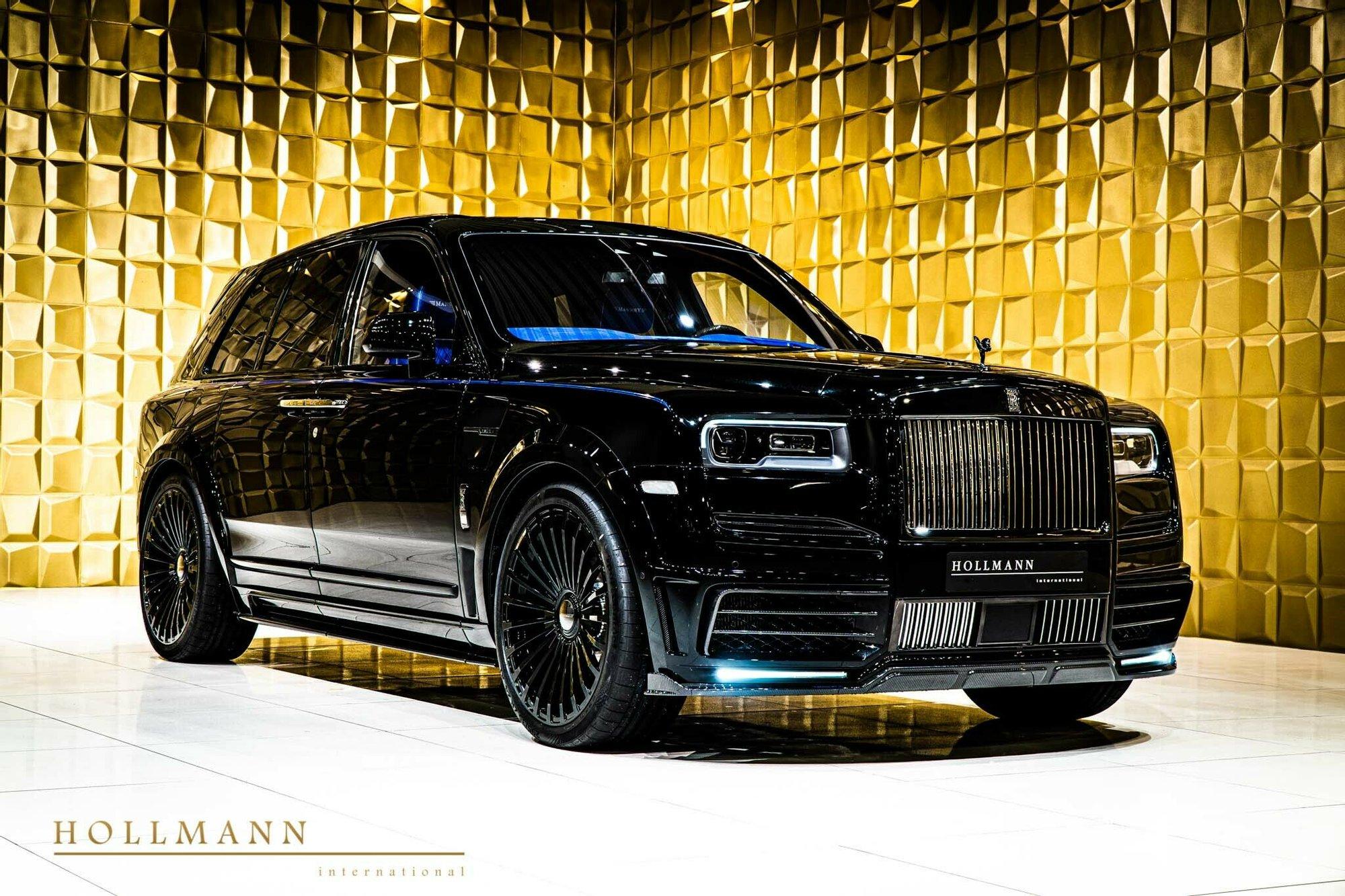 2021 Rolls Royce Cullinan In Stuhr Germany For Sale 11252147