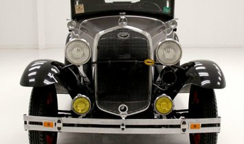 1931 Ford Model A 2 Door Tudor