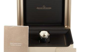 Jaeger-LeCoultre Jaeger-LeCoultre Master Grande Tradition Tourbillon Cylindrique Watch Q5086420