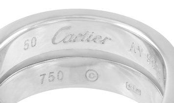 Cartier Cartier Paris Nouvelle Vague 18K White Gold Ring