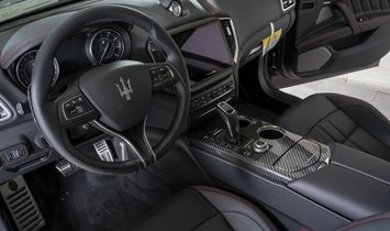 Maserati Ghibli S Q4 GranSport