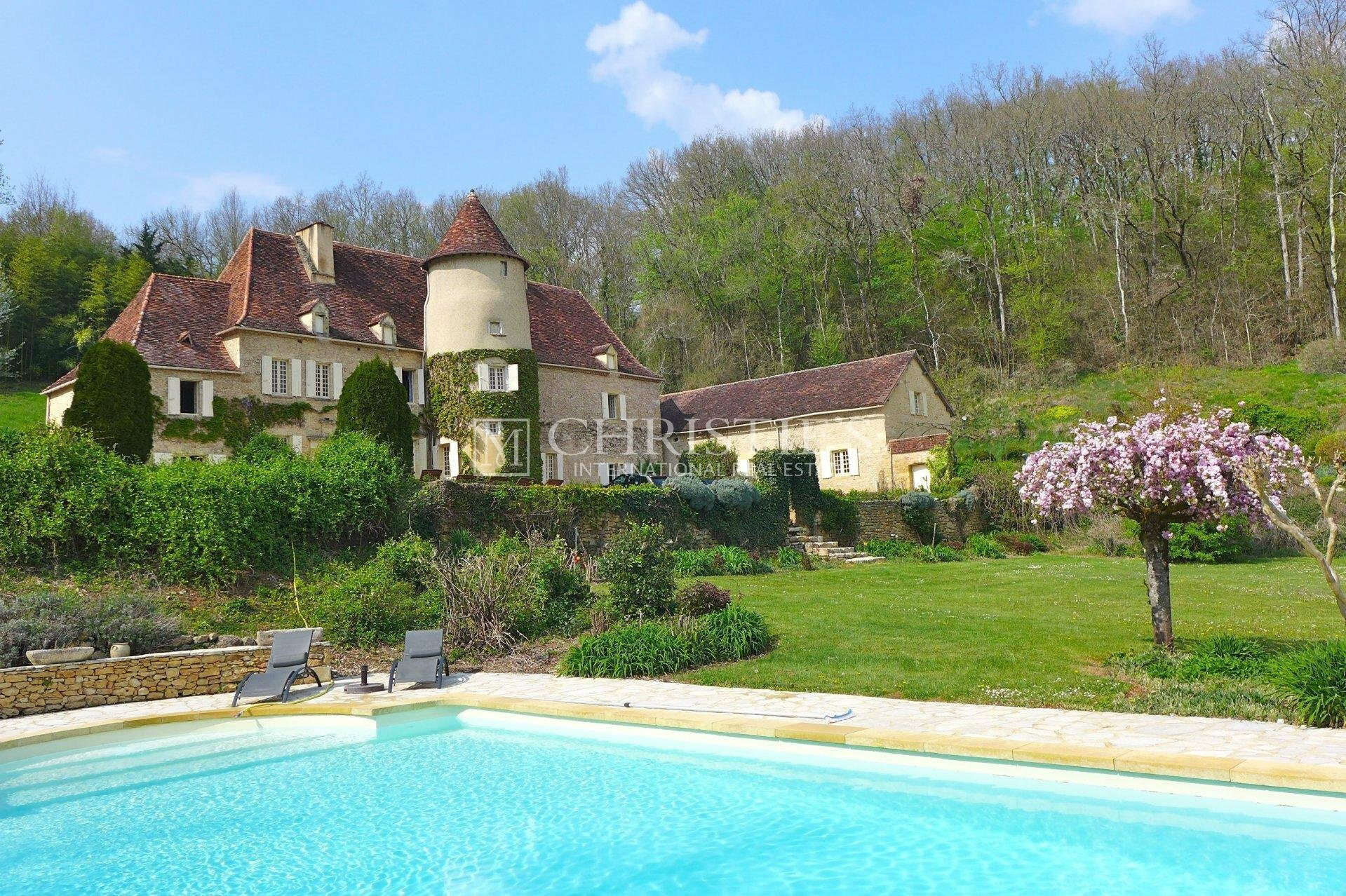House in Limeuil, Nouvelle-Aquitaine, France 1