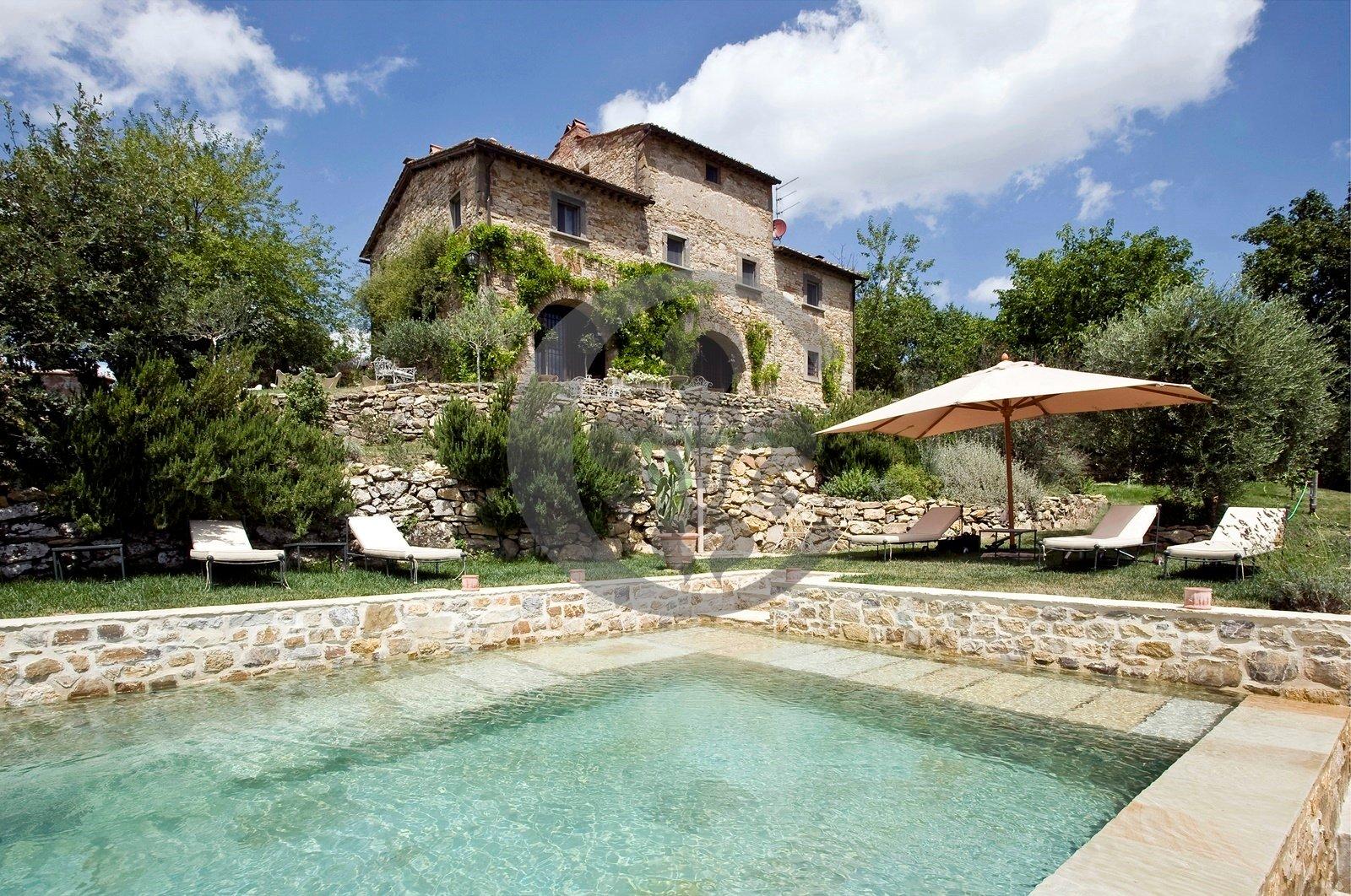 House in Volpaia, Tuscany, Italy 1 - 11253630