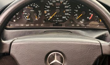 1990 Mercedes-Benz SL 300